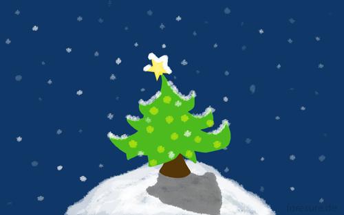 Digitale weihnachtskarten und weihnachtliche wallpaper mit retro apfelkernen - Digitale weihnachtskarten ...
