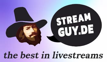 Streamguy.de. livestream guide, livestream epg, magazine, new